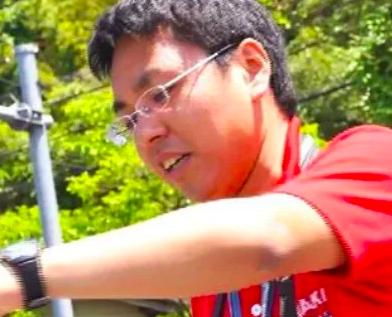 上田純史 いわくにバス 経歴