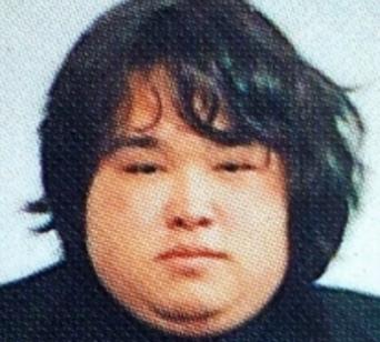 廣瀬容疑者 顔写真